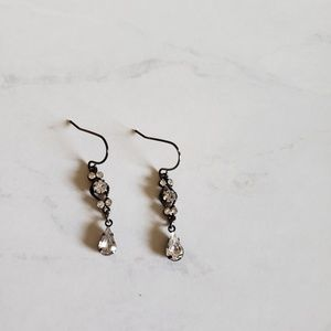 Formal drop earrings
